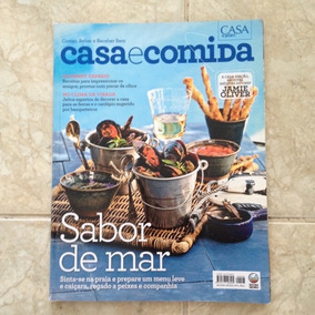 Revista Casa E Comida Dez2010 N8 Sabor Do Mar Decorar Casa