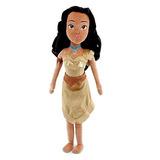 Disney Store 19 Muñeca Princesa Pocahontas Trapo De Felpa