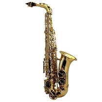 Saxofone Alto Weril Spectra Iv Com Estojo - A934g1