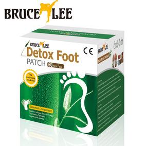 Parche Para Desintoxicar Cuerpo Natural 20 Pzs Detox