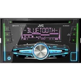 Jvc Kw-r910bt Car Audio 2din Cd Estéreo W / Bluetooth Ipod I