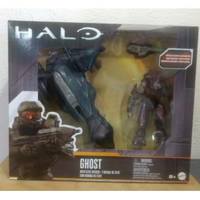 Halo Vehiculo Ghost Y Oficial De Elite