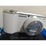 Câmera Digital Smart Samsung Galaxy Ek_gc200 - 21x Zoom
