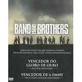 Irmãos De Guerra - Band Of Brothers - Minissérie Completa