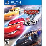 Juego Cars3: Driven To Win Para Ps4