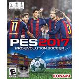 Pro Evolution Soccer Pes 2017 Digital Original Pc Steam
