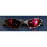 7ca7b7471107e Oculos Penny Xmetal Lente Dark Ruby Polarizada U.s.a
