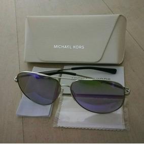 1d8528c2317d1 Óculos De Sol Michael Kors Aviador M3002s - Óculos no Mercado Livre ...