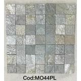 Mosaico De Piedras En Malla Para Paredes Salas Baños Cocinas