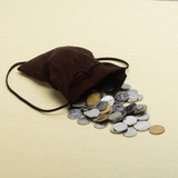 Bolsa Medieval Para Dinero. Jp