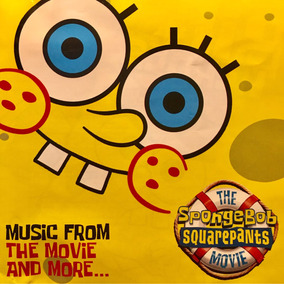 Cd Bob Esponja Soundtrack Spongebob Squarepants Avril Lavign