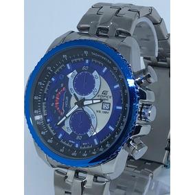 1bf4beb0718 Relógio Casio Edifice Eqw 1200a - Relógios De Pulso no Mercado Livre ...