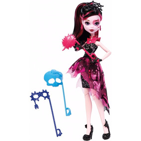 Monster High Draculaura Bienvenidos Escuela Mattel
