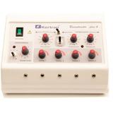 Electroestimulador Biocontractor Muscular 4 Canales Kertran