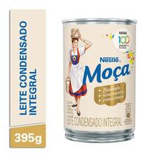 Leite Condensado Integral Moça Nestlé Lata 395g
