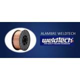 Alambre Mig 1,2 Mm Marca Weldtech