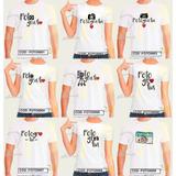 Camiseta Fotografia Baby Look Camisa Faculdade Curso Foto