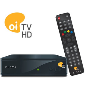 Receptores Elsys Oi Tv Livre Hd Etrs35