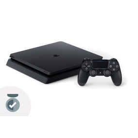 Consola Sony Playstation 4 Ps4 500gb Slim Factura Gtia 1 Año