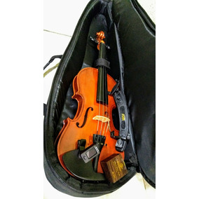 Violino Stewart 4/4 Kit Completo P/iniciantes Frete Gratis