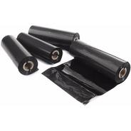 Pack 10 Ribbon Cera Negro 110mm X 300mts Para Tsc Honeywell