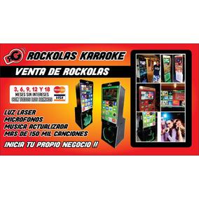 Rockolas Karaoke