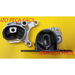 Coxim Motor/cambio (kit 2 Pçs) Ford Ka Endura/rocam 98/...