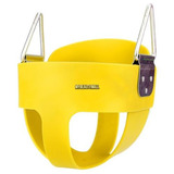 Juego Completo Cubo Asiento Columpio Infantil... (yellow)