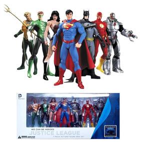 Box Set Liga Da Justiça, Dc Collectibles