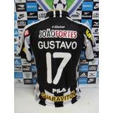 Botafogo Home De Jogo Nº17 Gustavo Tam. P Original Fila Nova