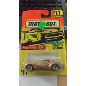 Chrysler Atlantic Matchbox Superfast 11 Nuevo Modelo 1997