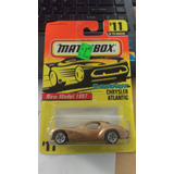 Chrysler Atlantic Matchbox Superfast 11 Nuevo Modelo 1997