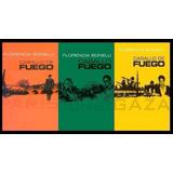 Trilogia Caballo De Fuego - 3 Libros - Florencia Bonelli