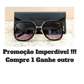5480adef89884 Oculos De Sol Feminino Original Ana Hickmann - Óculos De Sol no ...