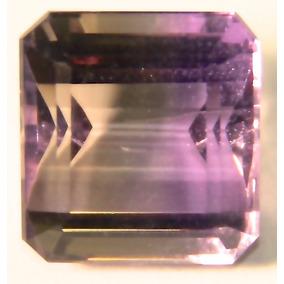 Rsp 2871 Ametrino Boliviano Octogonal 13,55x14,26mm - 15ct