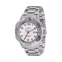 Relógio Lince Masculino Aço (orient) Esporte Mrm4335l /