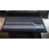 Consola Behringer De 48 Canales Eurodesk Sx4882