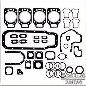 Jogo Junta Motor C/ Ret F1000 F2000 F4000 Mwm D 229 4cil