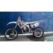 Yamaha Motocross 250 Año 2008
