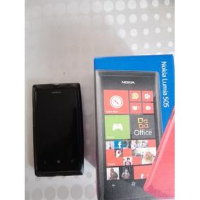 Nokia Lumia 505 Negro Telcel