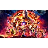 Película Avengers 3 Infinity War En Digital Hd