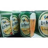 Cerveza De Trigo Licher Barril 5 Litros - Zona Flores