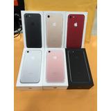 Cajas. De Iphone. 7. Colores. Capacidades. Oriiginal