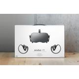 Oculus Rift + Touch Bundle + 15 Juegos