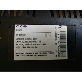 Placa Principal Tv Cce Lt32g