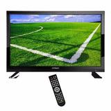 Tv 19 Digital Monitor 12 V Caminhao Onibus Carreta Van Barco