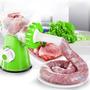 Moedor Manual De Carne Faz Linguiça E Massas Moe Grãos Milho