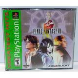 Final Fantasy Viii 8 Play Station Ps1 Completo Retromex Tcvg