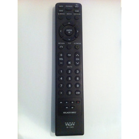 Controle Remoto Tv Lg Lcd Plasma Mkj Tela 26 37 42 50 No Rj