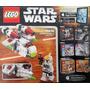 Lego Star Wars - 100% Originales En Caja Sellada